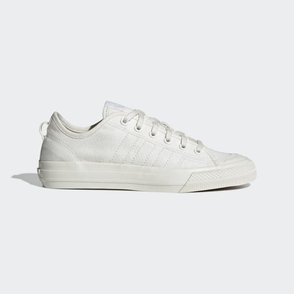adidas Nizza Hi RF Schuhe weiß