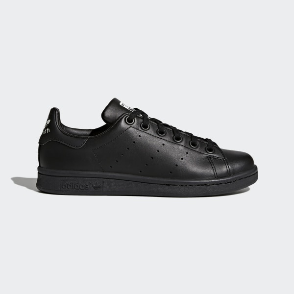 more photos 86143 3ee38 Stan Smith Shoes Black   Black   Cloud White M20604