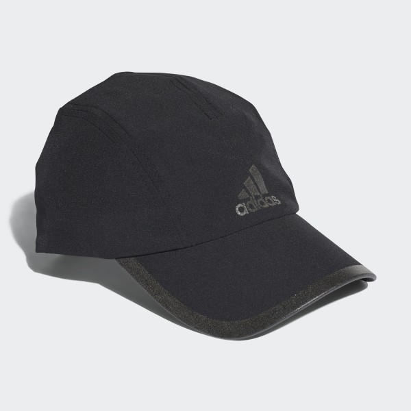 5d4bebef5a21 Cappellino Climalite Running Black / Black / Black Reflective CF9630