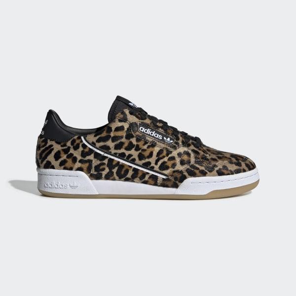 4354453c9b2 Continental 80 Shoes Core Black / Cloud White / Gum F33994