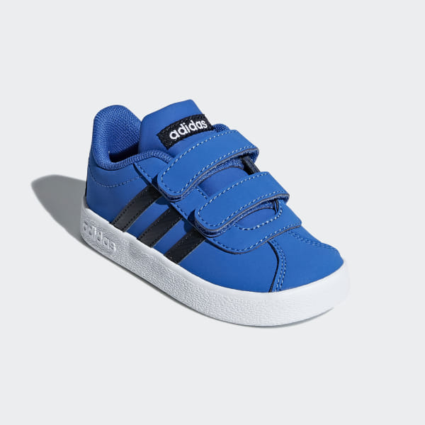 adidas VL Court 2.0 Shoes - Blue | adidas Belgium