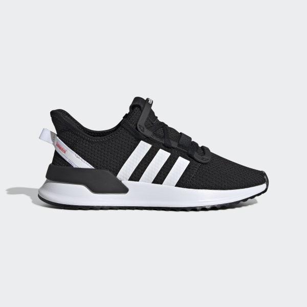 pretty nice 8f5f9 bdf54 U Path Run Shoes Core Black   Cloud White   Shock Red G28108