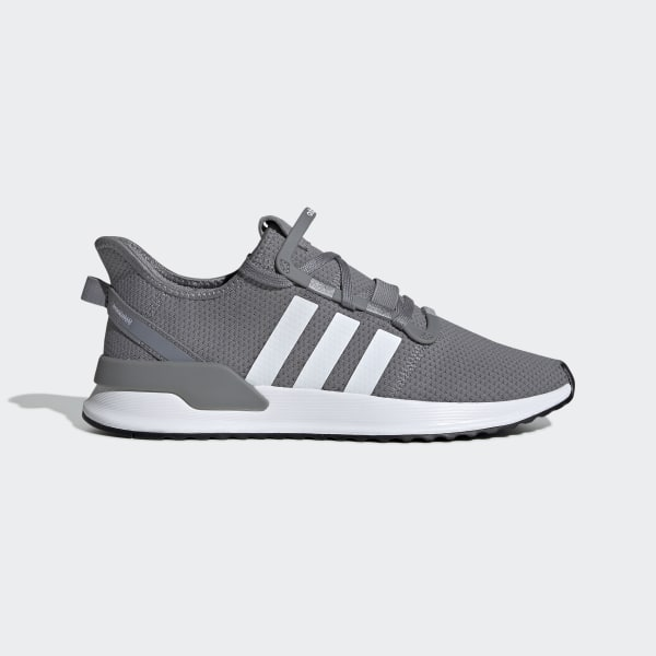 743771c5d1388 U_Path Run Shoes Grey / Cloud White / Core Black G27995