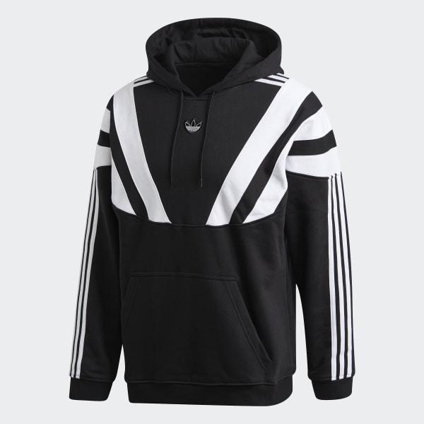 Sweat shirt à capuche Balanta 96 Noir adidas   adidas France
