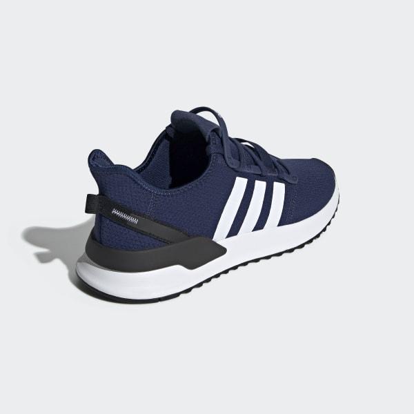 online retailer 21adc 82c3b U Path Run Shoes Dark Blue   Ftwr White   Core Black EE7341