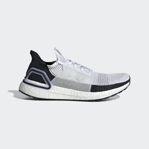 the best attitude 21197 7fd39 Ultraboost 19 Shoes Cloud White   Cloud White   Grey Two B37707