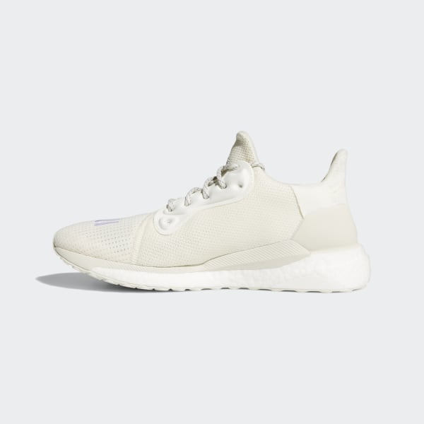 prix compétitif f9893 80d39 adidas Pharrell Williams x adidas Solar Hu PRD Shoes - White | adidas UK