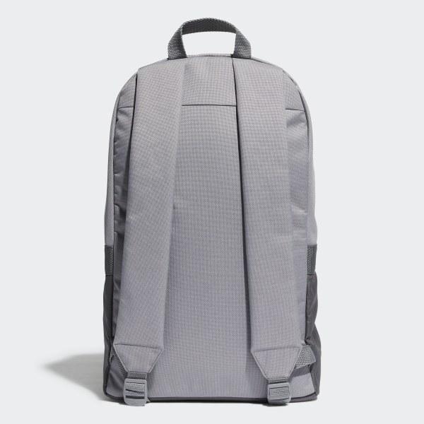 3ef2ebe4cc Zaino Linear Classic Daily Grey Four / Black / White DT8636