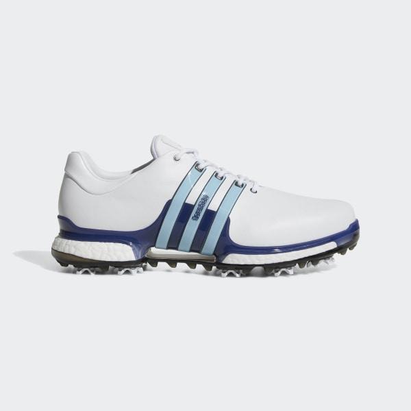 12ea4436c9 adidas Tour 360 Boost 2.0 Shoes - White | adidas US
