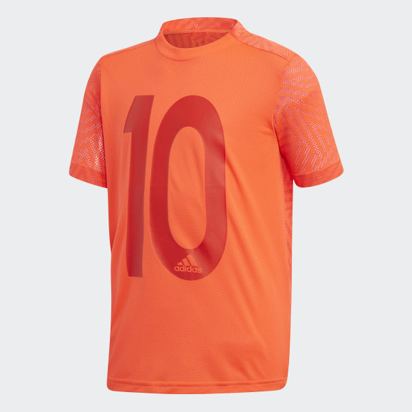 quality design 860db d50b5 adidas Messi Icon Jersey - Orange | adidas Switzerland