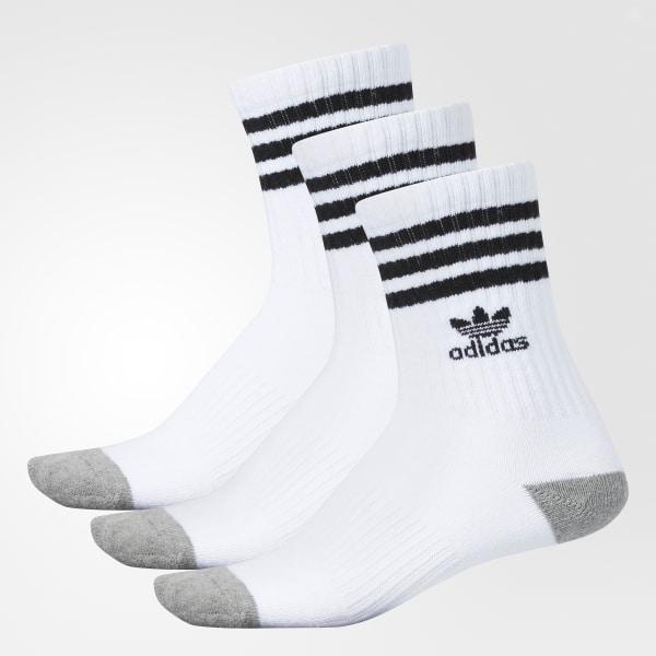492c7849d adidas Roller Crew Socks 3 Pairs - Multicolor