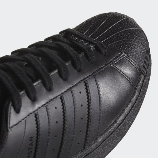 premium selection 04e7c 00e57 adidas Superstar Foundation Shoes - Black | adidas UK