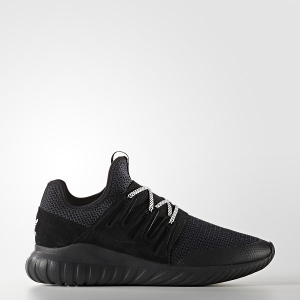 adidas Tubular Radial Shoes - Black | adidas