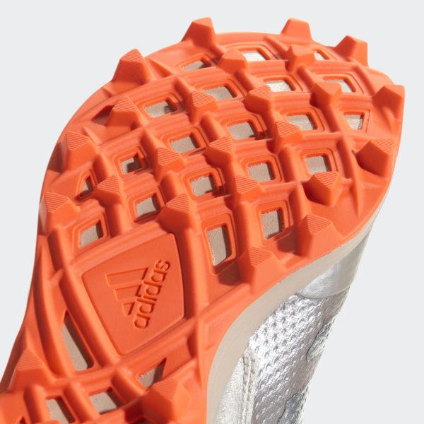 a367c55f5 Zapatillas Fabela Zone ASH PEARL S18 SILVER MET. HI-RES ORANGE S18