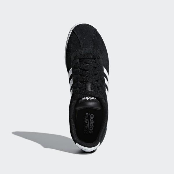 adidas Courtset Schoenen Zwart | adidas Officiële Shop