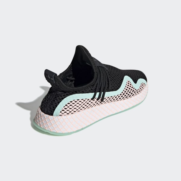 on sale 21bf5 f3ab6 Deerupt S Runner Shoes Core Black   Clear Orange   Ftwr White BD7880