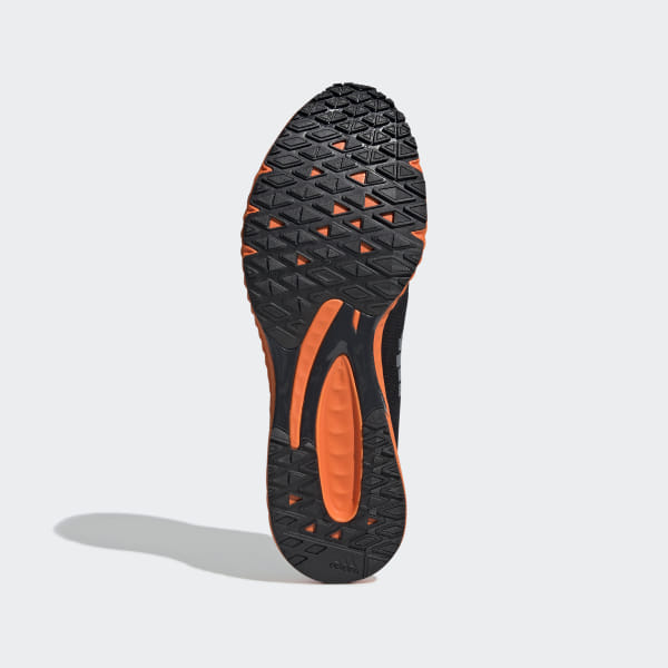 finest selection 4ec65 9c61b adidas x UNDEFEATED Adizero RC Shoes Black-White   Light Grey Heather    Orange G26648