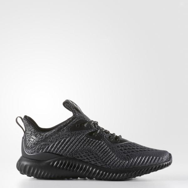 72fa7e4454e5 Alphabounce AMS Shoes Core Black   Solid Grey   Cloud White BW1133