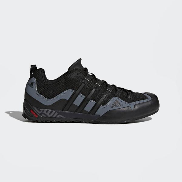 best sneakers 5bc38 399ad Terrex Swift Solo Shoes Core Black   Core Black   Lead D67031