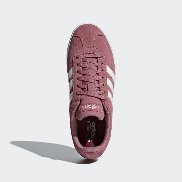 adidas VL Court Shoes - Pink | adidas UK