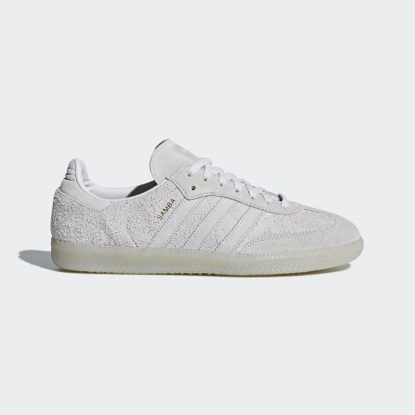 best website 36faa 0a34b Samba OG Shoes Crystal White   Crystal White   Chalk Pearl B96323