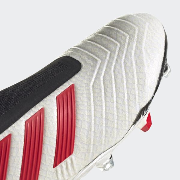 c0e642be939 Predator 19+ Firm Ground Paul Pogba Boots Ftwr White   Red   Core Black  F37094