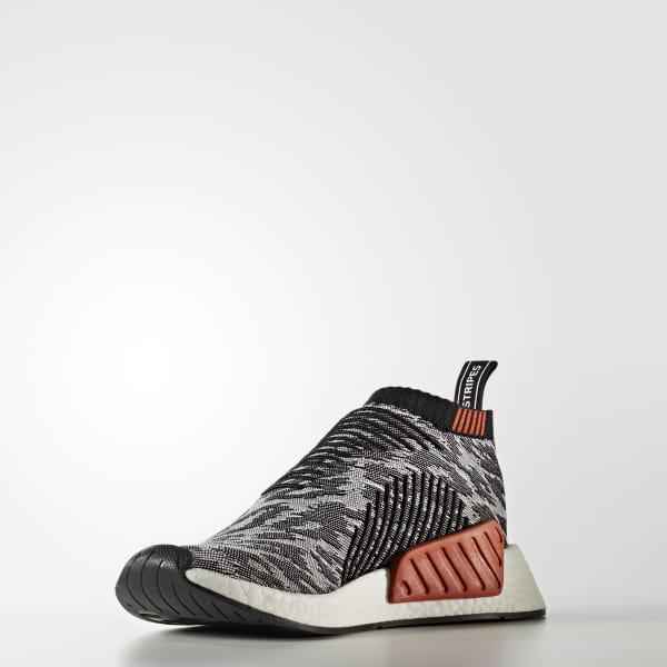 Homme BZ0515 Adidas NMD_CS2 Primeknit Chaussures Noir