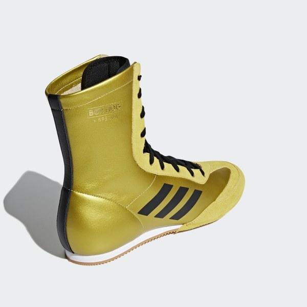 0db6f397ab adidas Box Hog x Special Shoes - Gold | adidas US
