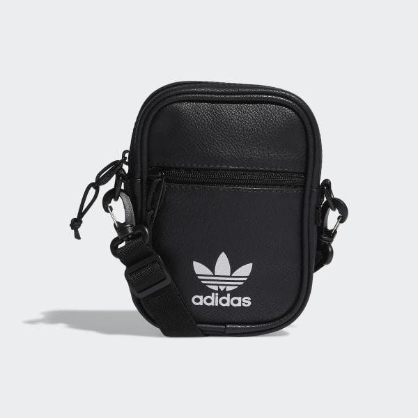 d7909e0d30 adidas Festival Crossbody Bag - Black | adidas US
