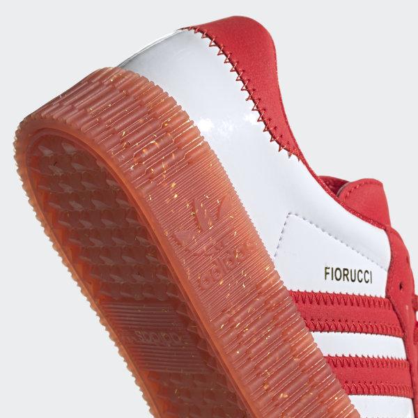NEU Adidas Damen Originals Fiorucci Samba Rose Sportschuhe