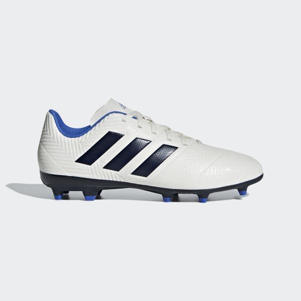 0b13b83a8 adidas Nemeziz 18.4 Firm Ground Cleats - White