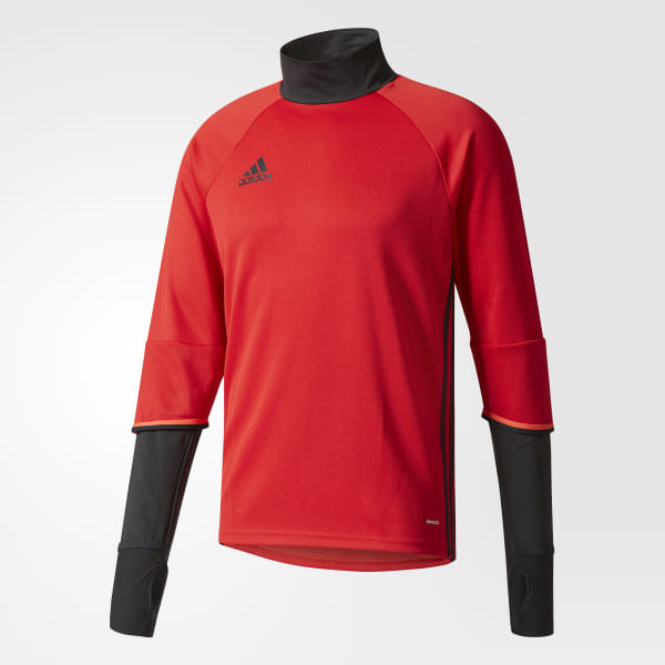 a107a2126 adidas Condivo16 Training Top - Red | adidas UK