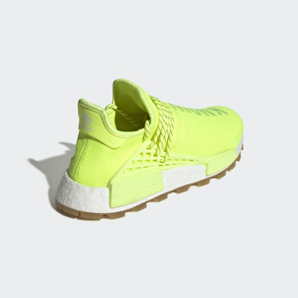 wholesale dealer fa764 d93b1 adidas Pharrell Williams Hu NMD Shoes - Yellow | adidas US
