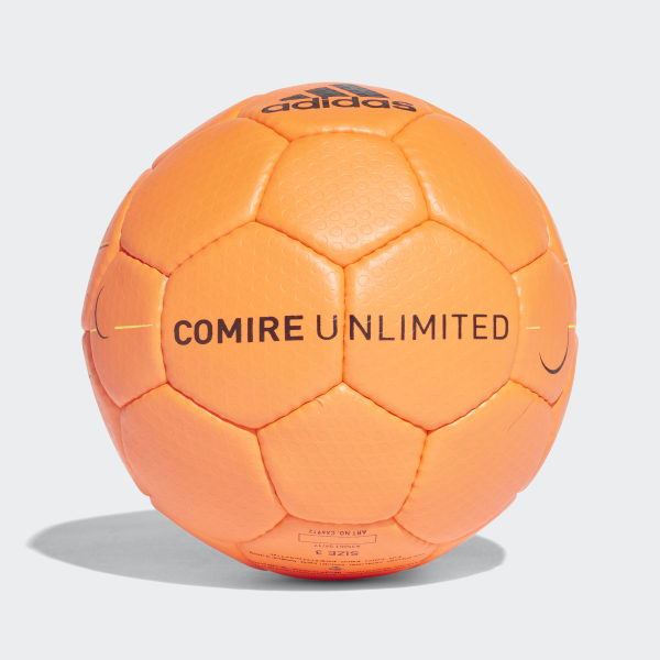 fae3d66a Comire Unlimited Ball Hi-Res Orange / Black / Shock Yellow CX6912