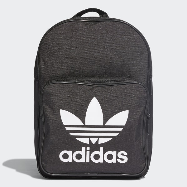 a24d83f50f adidas Classic Trefoil Backpack - Black | adidas UK