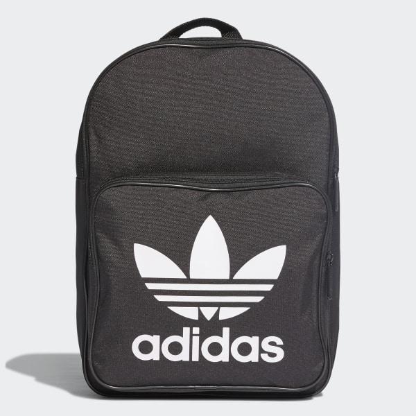 e44d107792 adidas Classic Trefoil Backpack - Black | adidas UK