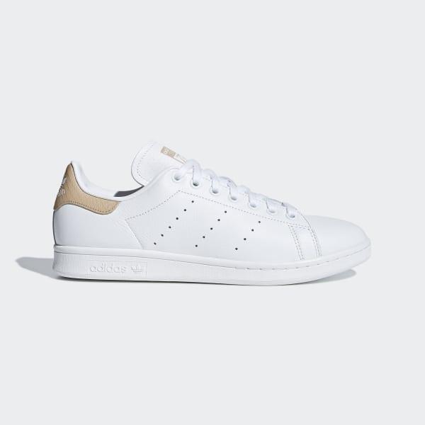 Adidas Zapatillas De Deporte Cuero Nude Stan Smith Originals