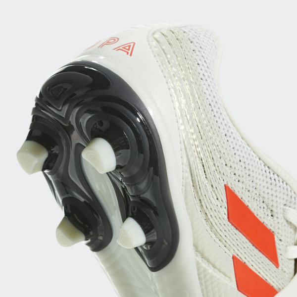 size 40 c7cb7 d41ff Copa Gloro 19.2 Firm Ground Cleats Off White   Solar Red   Core Black D98060