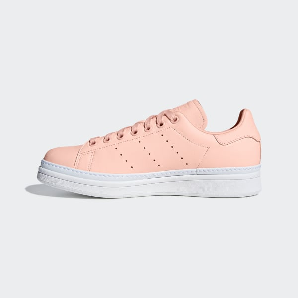 Neu Adidas Originals Stan Smith New Bold Clear OrangeClear