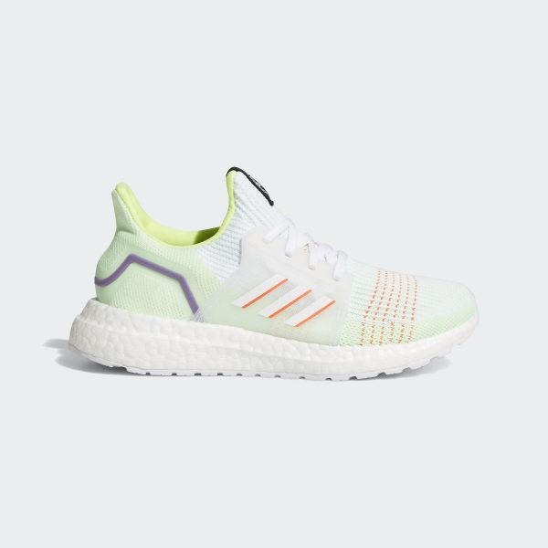 fc50047f8b adidas Ultraboost 19 Shoes - White | adidas US
