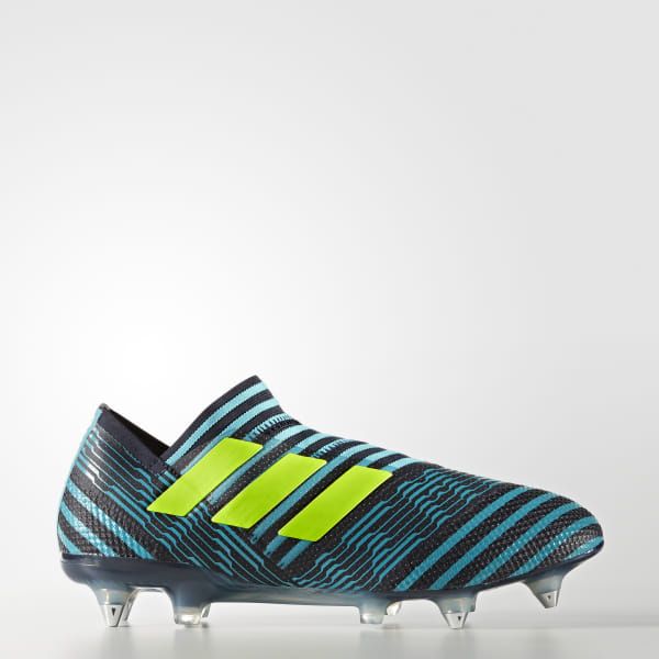 a9fc7a91 Botines de fútbol Nemeziz 17+ 360 Agility Soft Ground LEGEND INK F17/SOLAR  YELLOW