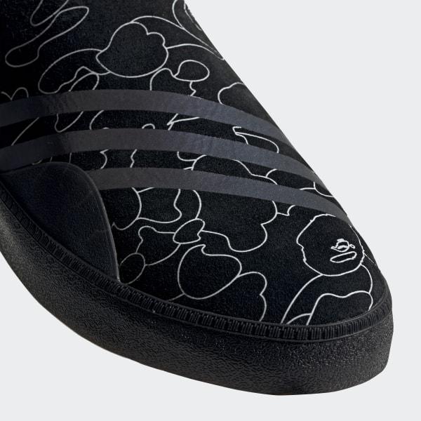 adidas BAPE x adidas 3ST.002 Shoes Black | adidas New Zealand