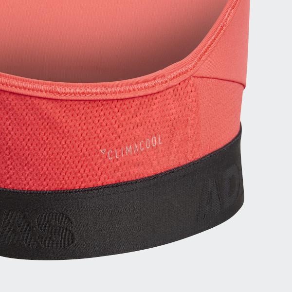38540faf895 adidas Alphaskin Sport Bra - Red | adidas Australia