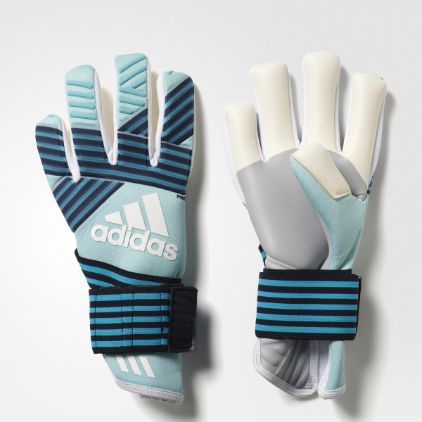 best website b4ca8 73cea adidas ACE Trans Pro Gloves - Blue | adidas US