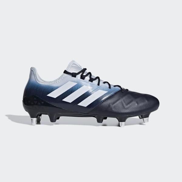 c54d04409b0 adidas Kakari Light Soft Ground Boots - Blue | adidas New Zealand