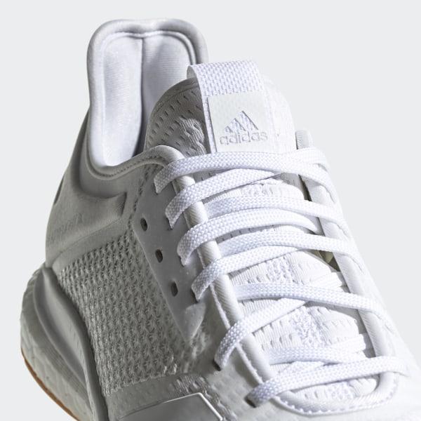 Chaussure Crazyflight X 3 Blanc adidas | adidas France