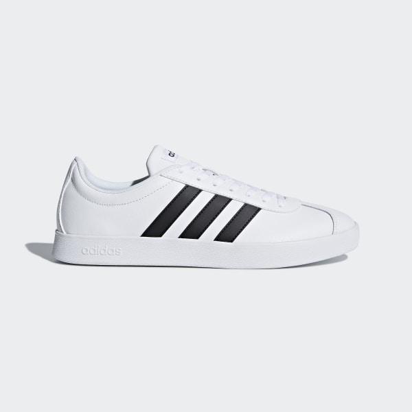 best service 667b4 1280a VL Court 2.0 Shoes Ftwr White   Core Black   Core Black DA9868