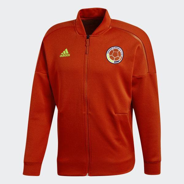7cdd68bbb1 adidas Colombia adidas Z.N.E. Anthem Jacket - Red | adidas US