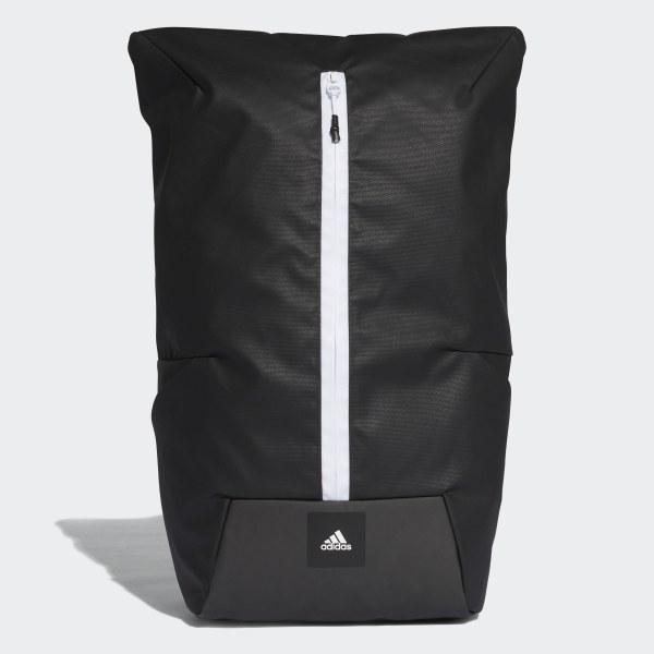 8ce019ce2d3a5 adidas Z.N.E. Rucksack Black   White   Black CY6061