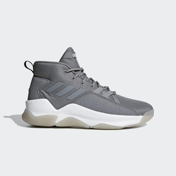 e18ae3e15452c adidas Streetfire Shoes - Grey | adidas US